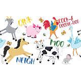 Farm Animals - Group