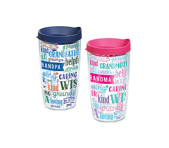 Definition of Grandma and Grandpa 2 -Pack Gift Set