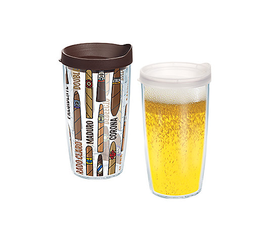 Cigars and Frosty Brew 2-Pack Gift Set