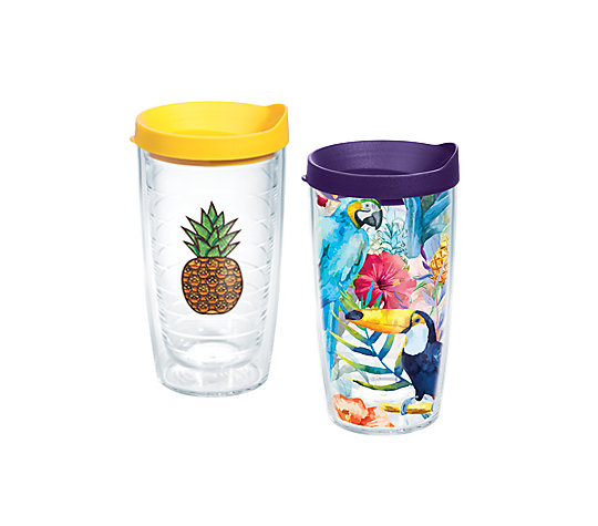 Sequin Pineapple & Parrot and Pineapples 2-Pack Gift Set