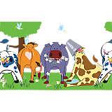 Farm Animals - Cow