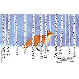 Two Can - Fox in Birch - Autism Awareness