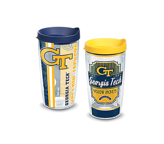 Georgia Tech Yellow Jackets 2-Pack Gift Set