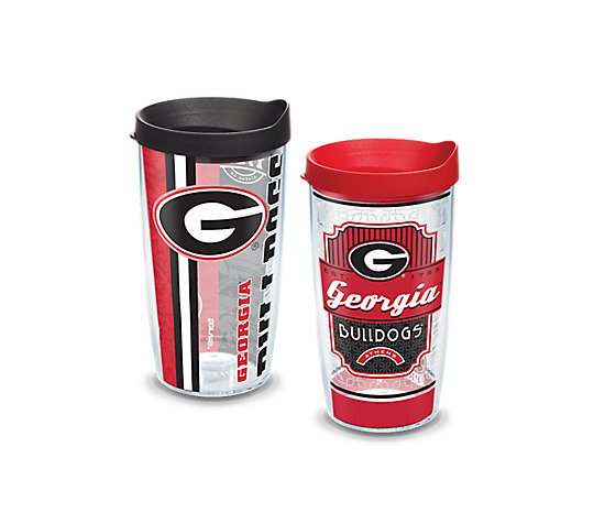 Georgia Bulldogs 2-Pack Gift Set
