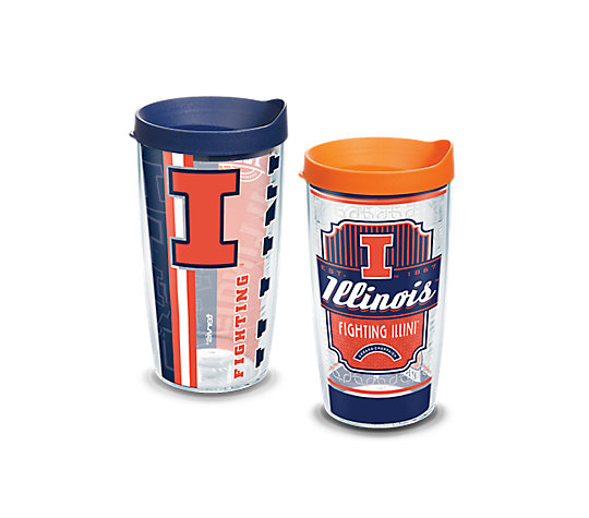 Illinois Fighting Illini 2-Pack Gift Set