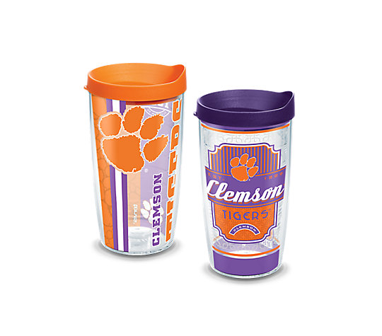 Clemson Tigers 2-Pack Gift Set