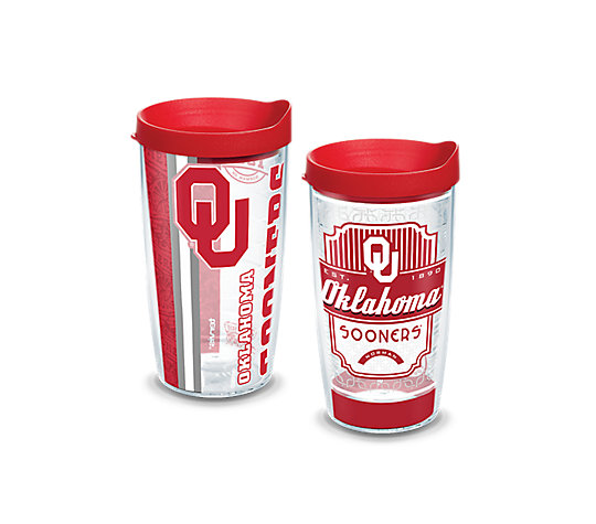 Oklahoma Sooners 2-Pack Gift Set