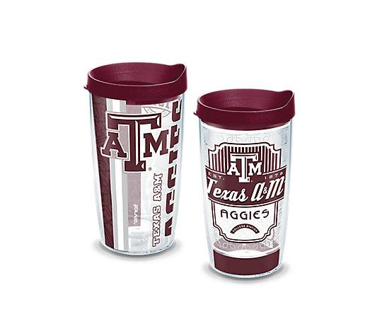 Texas A&M Aggies 2-Pack Gift Set