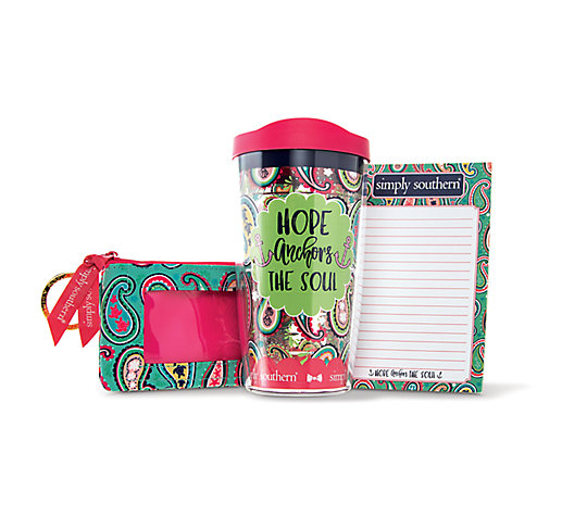 Simply Southern® - Anchors Bundle Gift Set