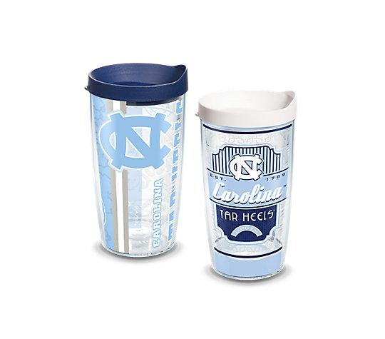 North Carolina Tar Heels 2-Pack Gift Set