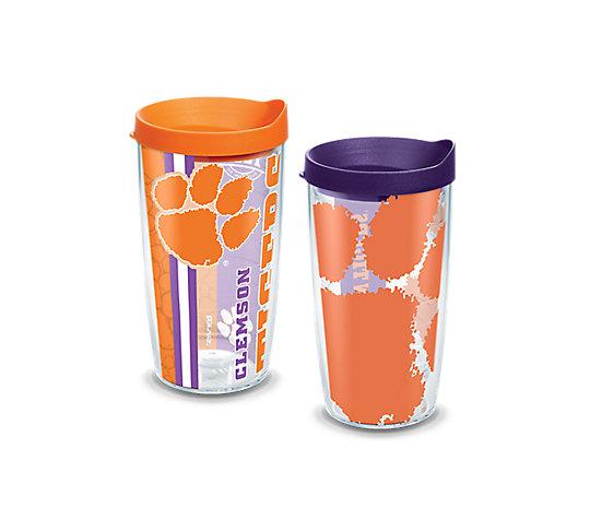 Clemson Tigers 2-Pack Gift Set