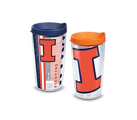 Illinois Fighting Illini 2-Pack Gift Set