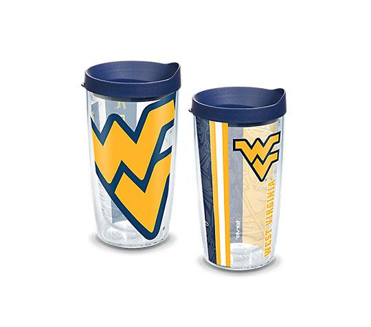 West Virginia Mountaineers 2-Pack Gift Set