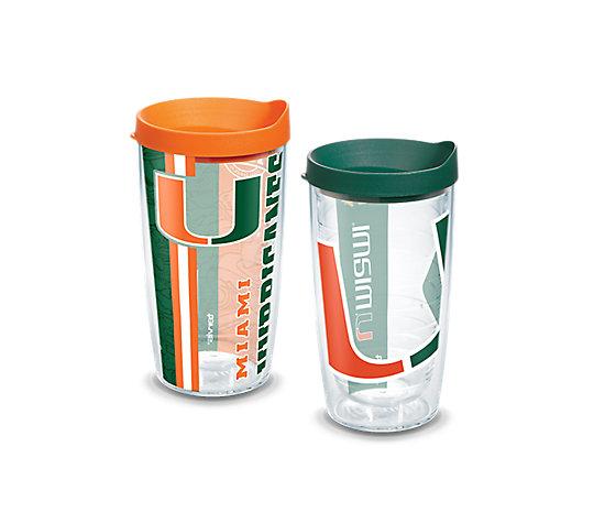 Miami Hurricanes 2-Pack Gift Set