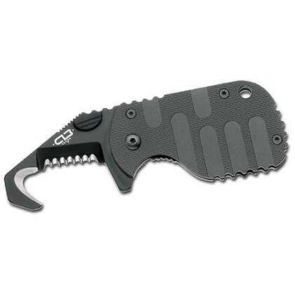 Boker Plus: Rescom Folding Seatbelt Cutter