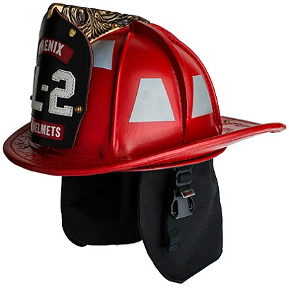 Phenix: TL-2 Traditional Leather Firefighting Helmet