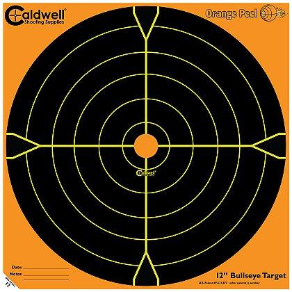 Caldwell Orange Peel Bullseye Targets