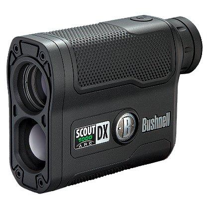 Bushnell Laser Rangefinder, 6 x 21 Scout DX