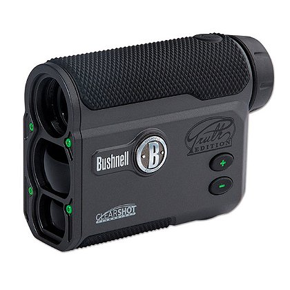 Bushnell: The Truth with Clearshot Laser Rangefinder