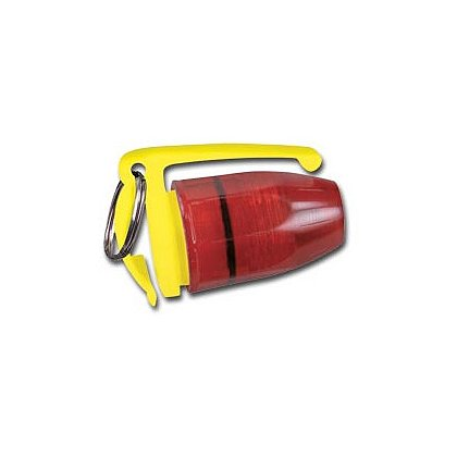 Pelican: 2130C Mini Flasher Light w/Red LED