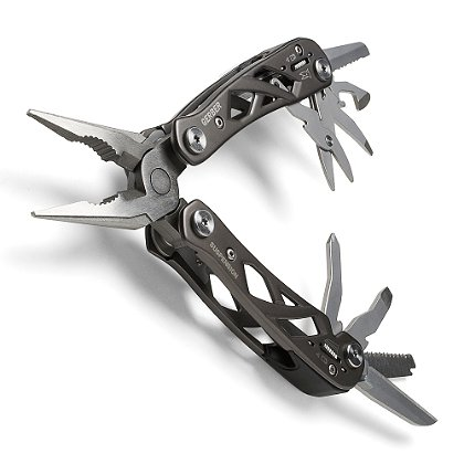 Gerber Suspension Multitool, Butterfly Opening