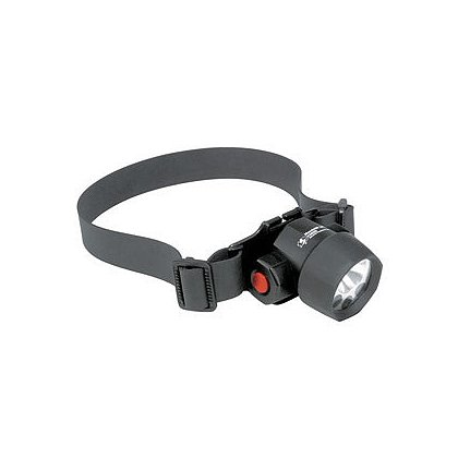 "Pelican: 2620 HeadsUP LED/Xenon Headlight, 3 AAA Batteries, 26 Lumens, 2.16"" Long"