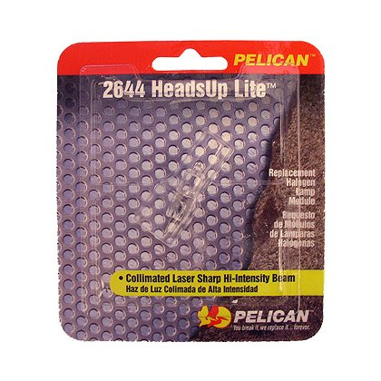 Pelican: Heads-Up Replacement Lamp Module