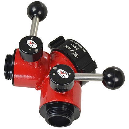 Kochek: 2-Way Aluminum Ball Valve