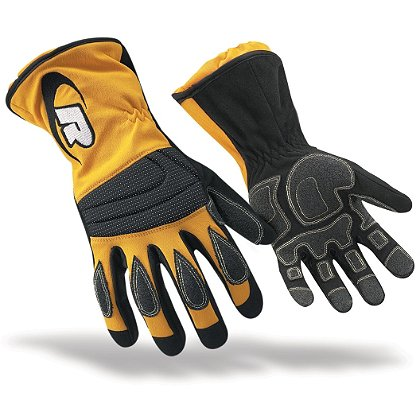 Ringers Extrication Glove, Long Cuff, Yellow