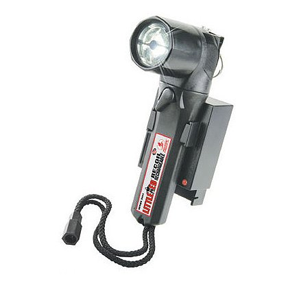 Pelican 3660 Little Ed Rechargeable LED Flashlight, 4 AA NiMH Battery Pack, 183 Lumens