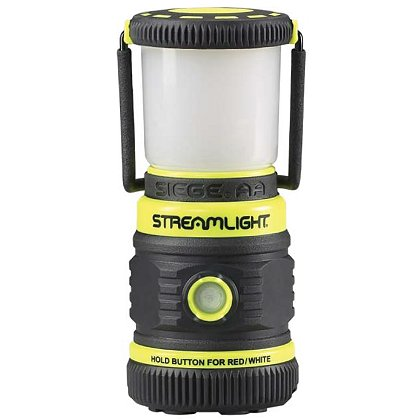 Streamlight: Siege AA with Magnetic Base