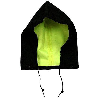 Neese: Hi-Viz/Black Universal Reversible Hood