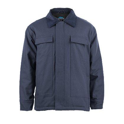 Tri-Mountain Winter Work Coat, Navy
