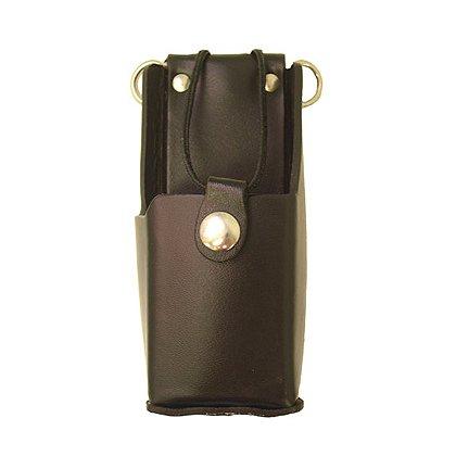 Leathersmith Leather Radio Case Fits Motorola Radius GP300, Lg. Batt