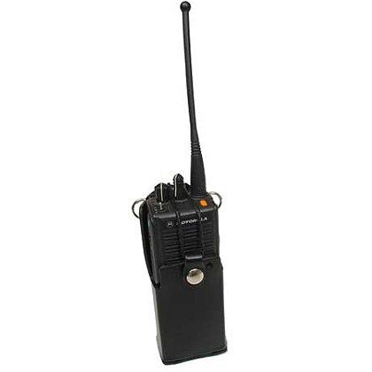 Leathersmith Leather Radio Case Fits Motorola HT1000, MT2000, MTX9000
