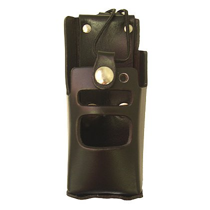 Leathersmith Leather Radio Case Fits Motorola MT2000, MTX8000, HT1000 w/Ult. High Cap Batt