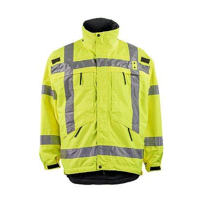 5.11 Tactical: High Visibility Parka, Reflective Yellow