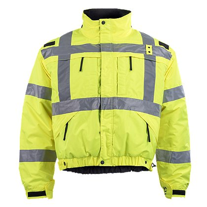 5.11 Tactical: Hi-Vis Reversible Jacket, ANSI III