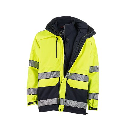 5.11 Tactical: First Responder Hi-Vis Jacket