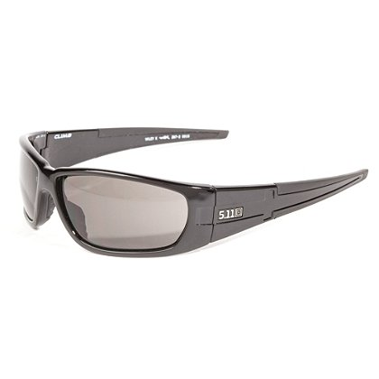 5.11 Tactical: Climb Polarized Eyewear, Black