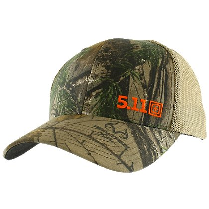5.11 Tactical: Realtree Camo Mesh Flex Fit Hat