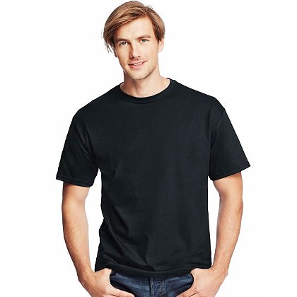 Hanes Heavyweight Cotton Short Sleeve T-Shirt