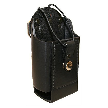 Boston Leather: Universal Radio Holder