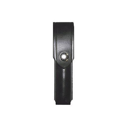 Boston Leather Snap Closure Flashlight Holder for Streamlight Strion