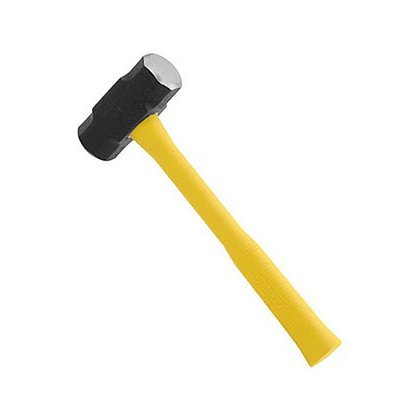 Stanley Tools 4lb. Jacketed Fiberglass Engineer Hammer