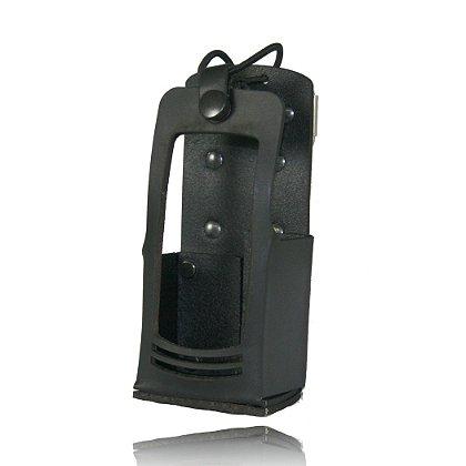 Boston Leather Radio Holder for Motorola XPR 6550