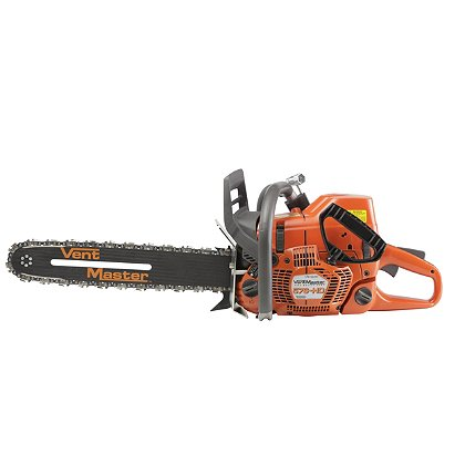 Tempest Technology VentMaster Husqvarna Pro 576HD Fire/Rescue Chain Saw with Depth Gauge