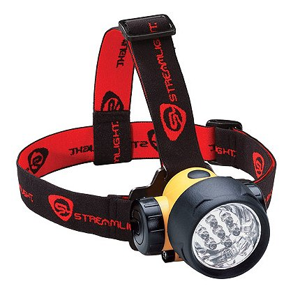Streamlight: Septor LED Headlamp