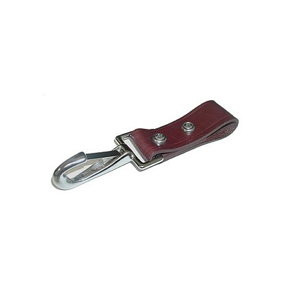 Boston Leather Snap Hook