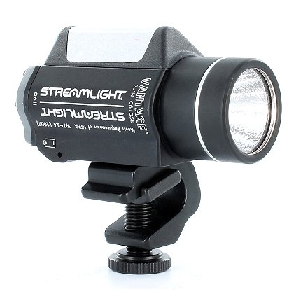 Streamlight: Vantage, C4 LED Helmet-Mounted Light